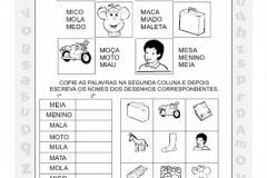 Atividade de alfabetização para imprimir9