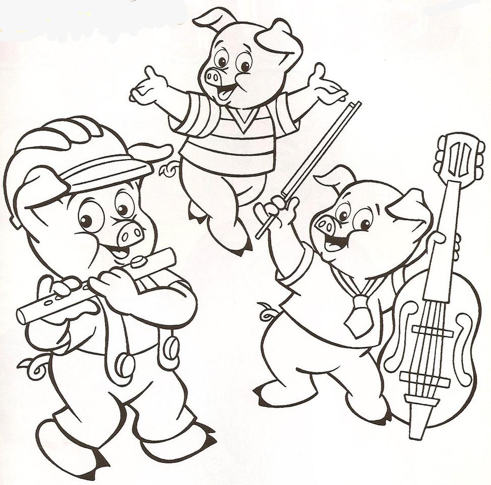 Atividades Os Tres Porquinhos Projetos E Planos De Aula