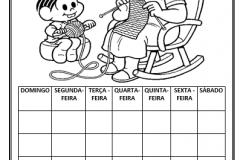 calendario-para-completar-mes-de-agosto-sem-datas