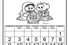 calendario-para-completar-mes-de-dezembro
