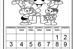 calendario-para-completar-mes-de-junho