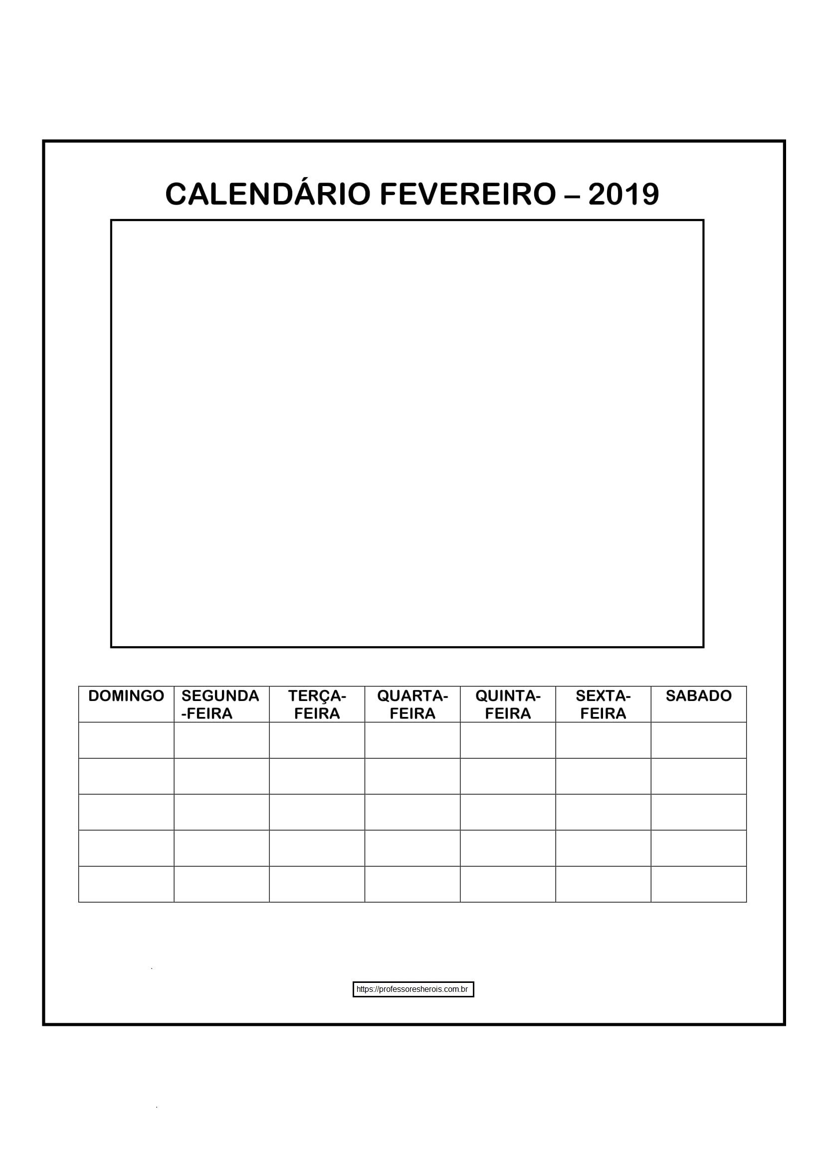 cadendario-para-completar-e-colorir-2019-fevereiro-c-1