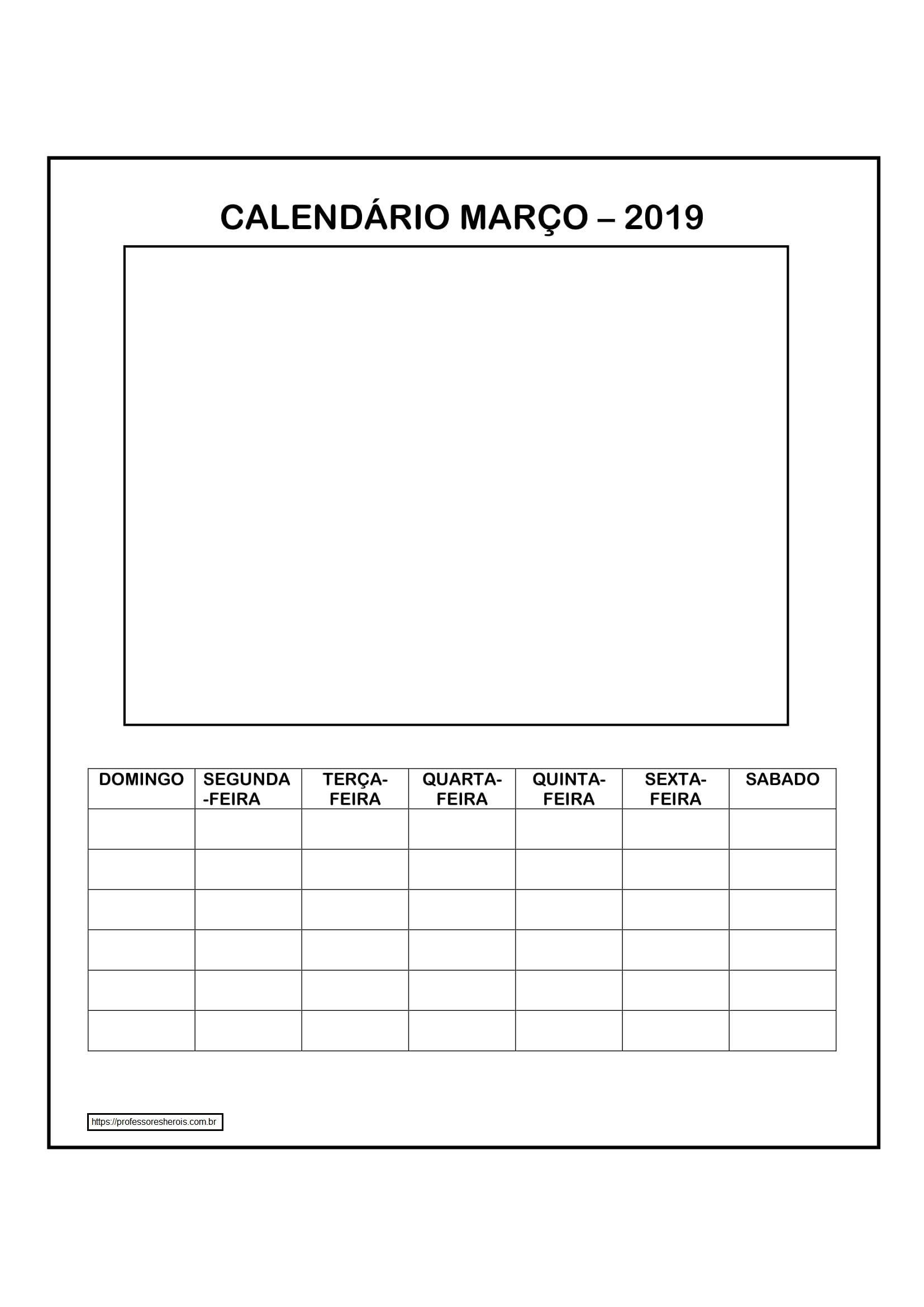 cadendario-para-completar-e-colorir-2019-março-c-1