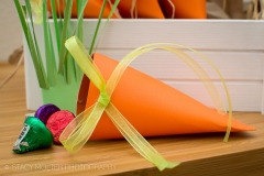 Easter Carrot Treat Box