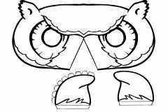 mascaras-de-animais-para-baixar-carnaval-2