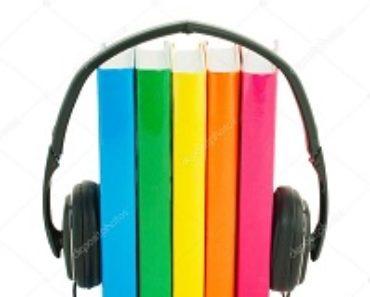 curso em audio book para professores