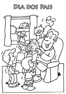Sugestões de atividades para o dia dos pais na escola