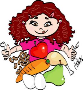 Plano de aula sobre alimentação saudável educação infantil